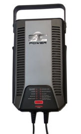 SC Power charger 12V 3,8/12A - 9 fases (met OBDII)