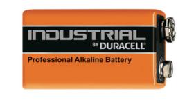 Duracel Procell 9 Volt blok (doosje van 5 stuks)
