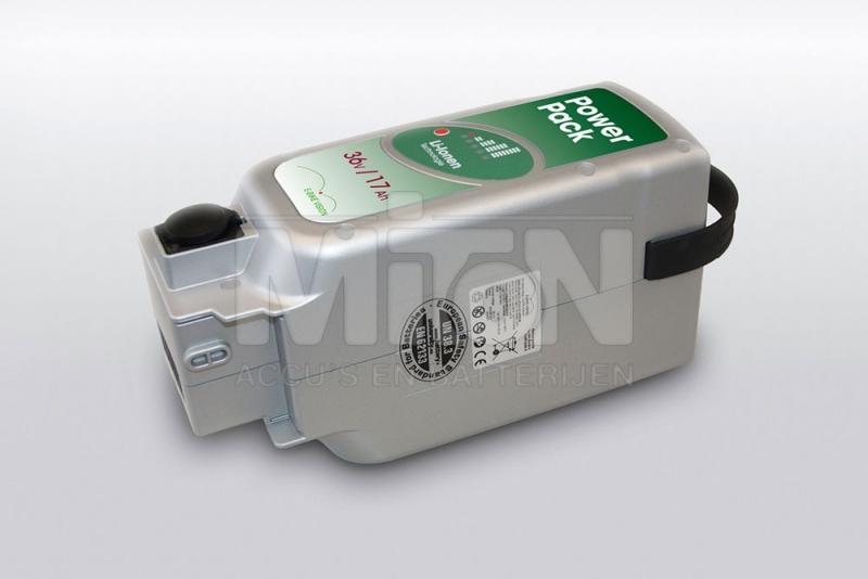 Panasonic / Flyer 36V 13Ah - 468Wh