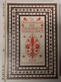 De ontwikkeling der Italiaansche Renaissance