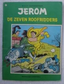 Jerom - de zeven roofridders