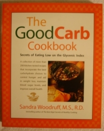 The goodcarb cookbook