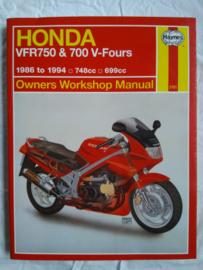 Honda VFR750 & V 700 V-tours