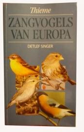 Zangvogels van Europa