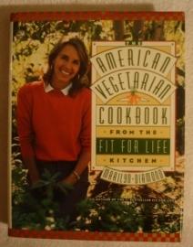 The American vegetarian cookbook