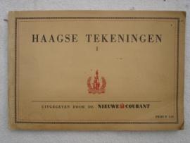 Haagse tekeningen -  deel 1