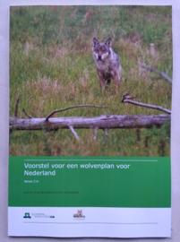 Voorstel voor een wolvenplan in Nederland