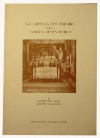 La cappella di s. Isidoro