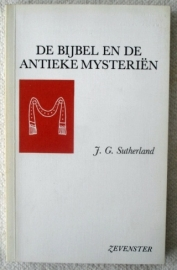 De bijbel en de antieke mysteriën
