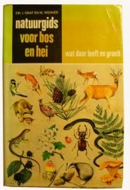 Natuurgids voor bos en hei