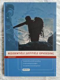 Residentiële justitiële opvoeding
