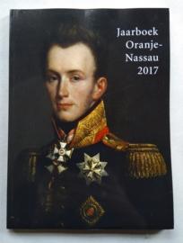 Jaarboek Oranje-Nassau 2017