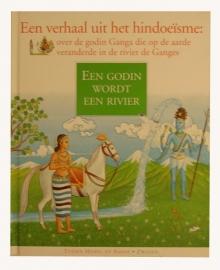 Een godin wordt een rivier