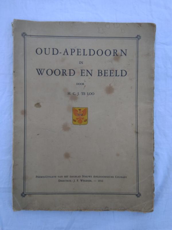 Oud-Apeldoorn in woord en beeld