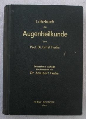Lehrbuch der Augenheilkunde