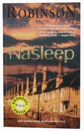 Nasleep - een inspecteur Banks detective