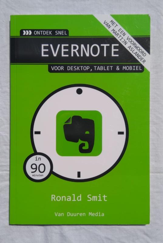 Evernote voor desktop, tablet & mobiel