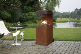 Faber The Buzz corten staal