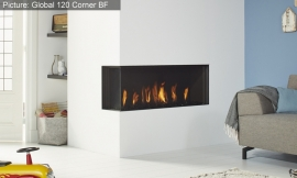 Global Fires 100 Corner BF
