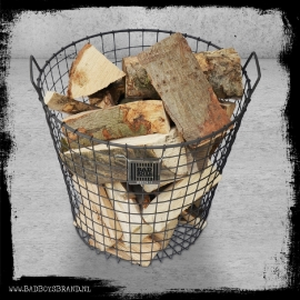 BadBoysBrand Heavy Metal Basket