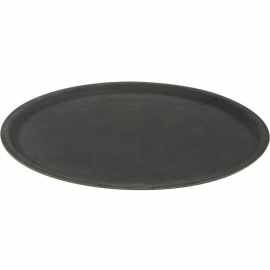 Dienblad rond anti slip.