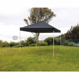 Easy-Up tent 3 x 3  meter zwart