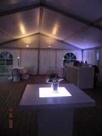 Bruiloft lounge feest