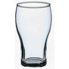 Cola-Bierglas groot 28 cl.