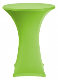 Statafelhoes Stretch Lime groen