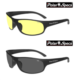 Polar Specs® Striker PS9023/Mat Black/Small