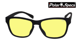 Polar Specs® Wayfarer Classic PS9011/Shiny Black/Small