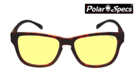 Polar Specs® Wayfarer Classic PS9011/Tortoise Brown/Small