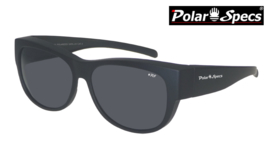 Overzetbril Polar Specs® PS5097/Mat Black/Black/Medium