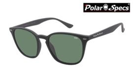 Polar Specs® Polariserende Zonnebril Calabria PS9059 – Mat Black – Polarized Green – Medium – Unisex