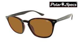 Polar Specs® Polariserende Zonnebril Calabria PS9059 – Tortoise Brown – Polarized Brown – Medium – Unisex