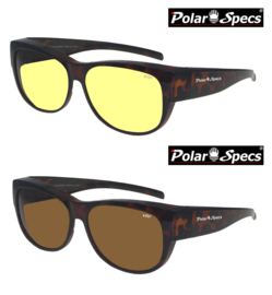 Overzetbril Polar Specs® PS5097/Tortoise Brown/Medium