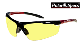 Polar Specs® Velocity Sport PS9041/Red/Medium