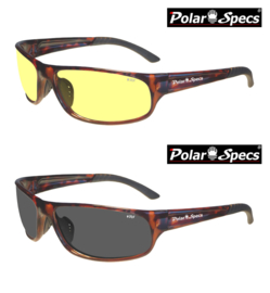 Polar Specs® Striker PS9023/Tortoise Brown/Small