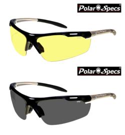 Polar Specs® Velocity Sport PS9041/Silver/Medium
