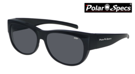 Overzetbril Polar Specs® PS5097/Shiny Black/Black/Medium