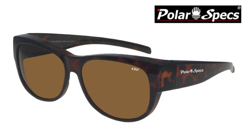 Overzetbril Polar Specs® PS5097/Tortoise Brown/Brown/Medium