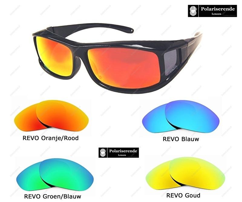 Overzetbril Spectra77 REVO