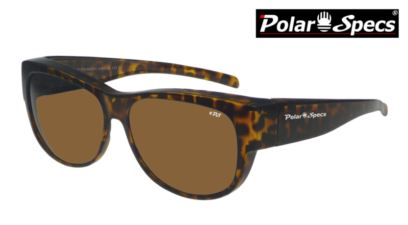 Overzetbril Polar Specs® PS5097/Havana Brown/Brown/Medium