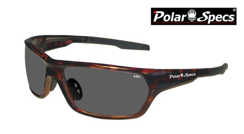 Polar Specs® Polariserende Zonnebril Atmosphere PS9025 – Tortoise Brown – Polarized Black – Medium