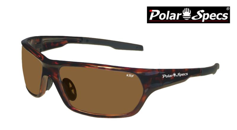 Polar Specs® Polariserende Zonnebril Atmosphere PS9025 – Tortoise Brown – Polarized Brown – Medium