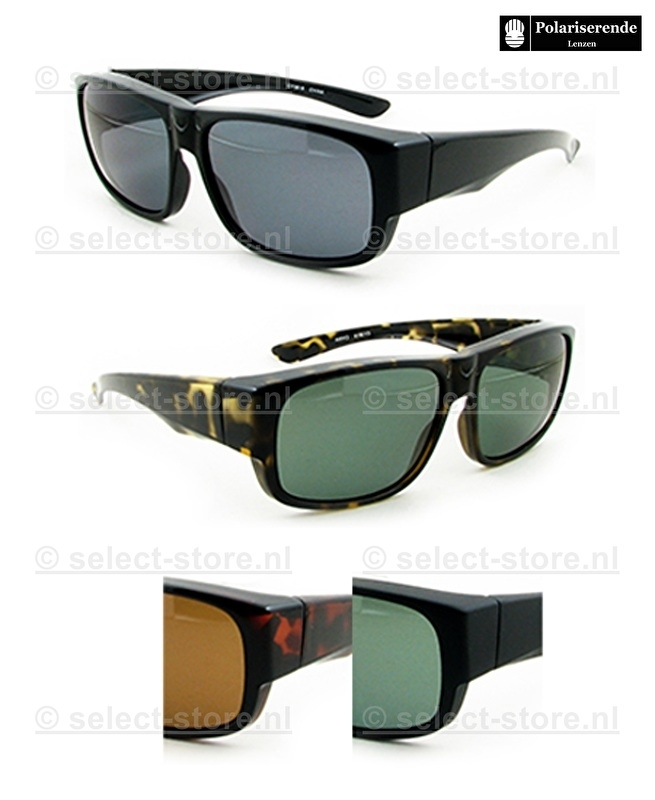 Overzetbril Sunshield31