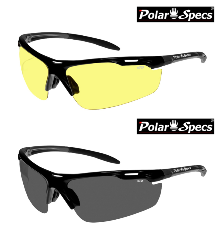 Polar Specs® Velocity Sport PS9041/Black/Medium