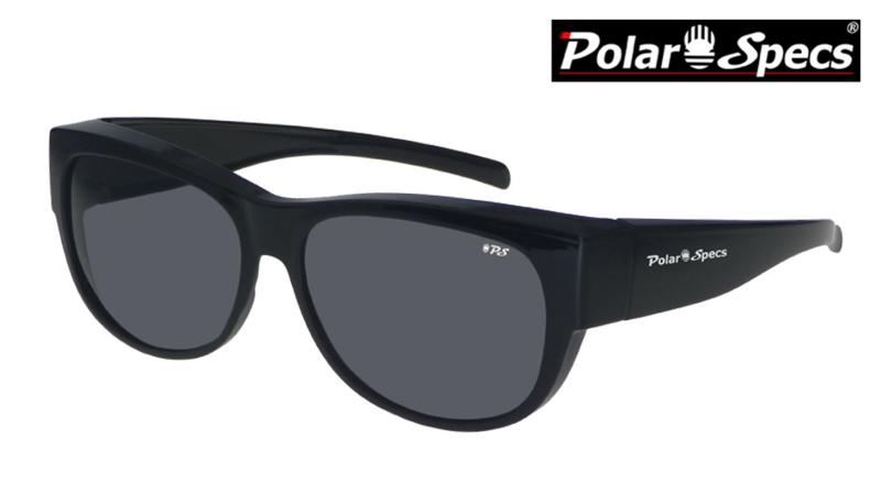 Overzetbril Polar Specs® PS5097/Shiny Black/Black/Medium