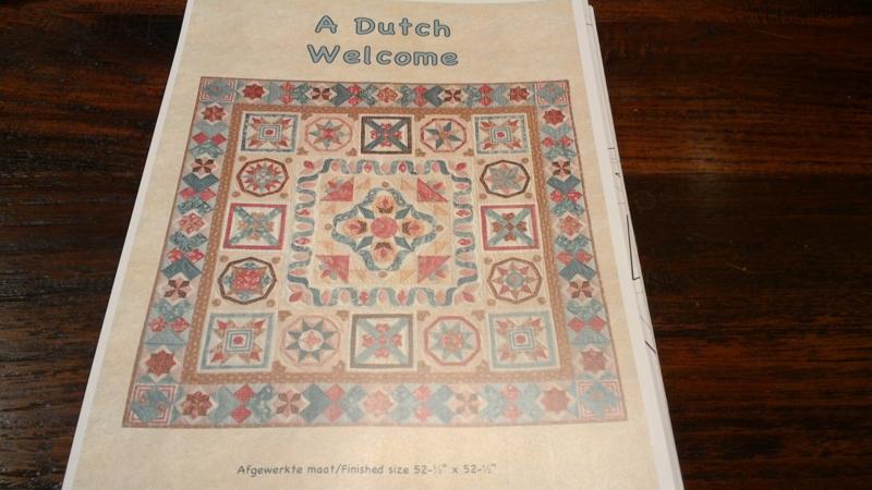 A Dutch Welcome by Anke de Haan en Rinske Stevens