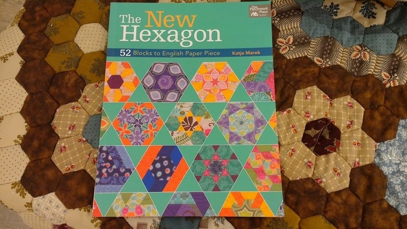 The New Hexagon Millefiori Boek